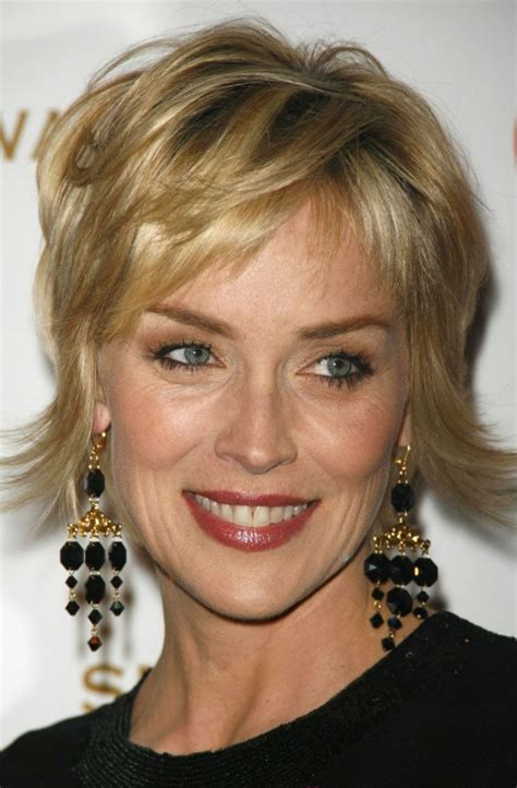 sharon stone new haircut 21 formal haircut ideas for short hair designs
