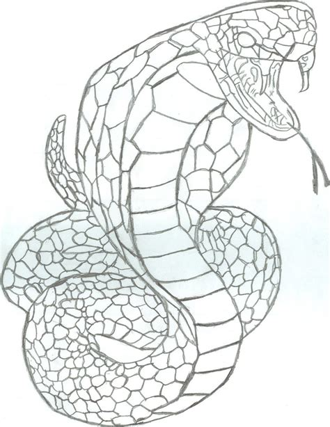 king cobra by luis4646 on deviantart