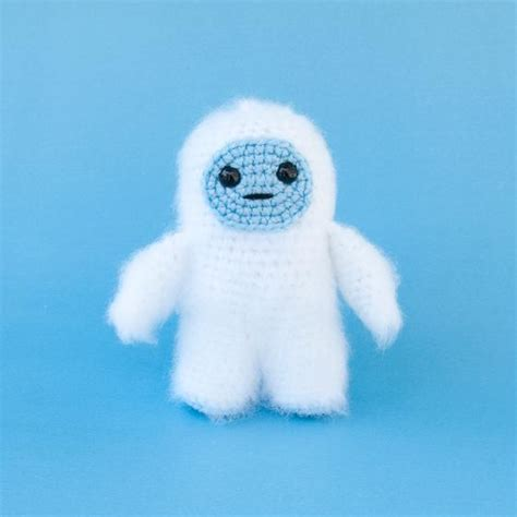 blue yeti pattern options amigurumi crochet yeti knitting patterns and crochet