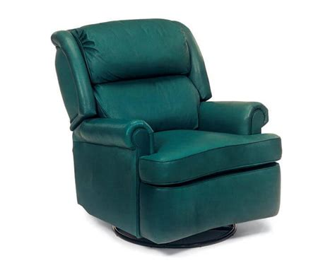 Leathercraft 1057 Bradley Leather Recliner Made In America