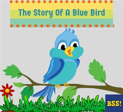 blue story the story of a blue bird stories for