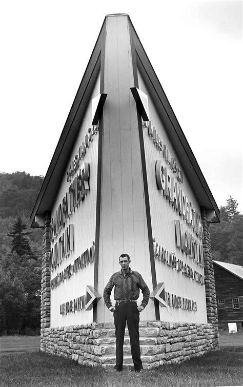 bridge swinging in wind wind topples grandfather mountain sign carolina public press