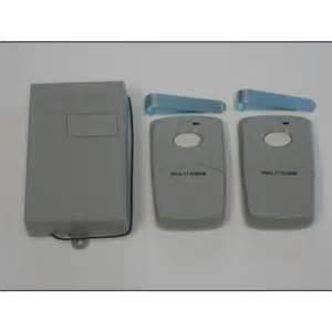 Garage Door Opener Receiver And Transmitter Multi Code Transmitter And Receiver Set For Garage Doors Or Gate Operation