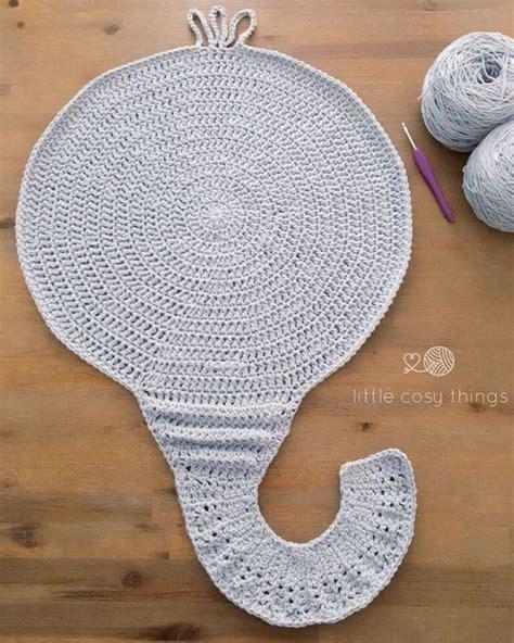 Crochet Elephant Rug Pattern Free by Crochet Elephant Rug Pattern Free Wmperm For