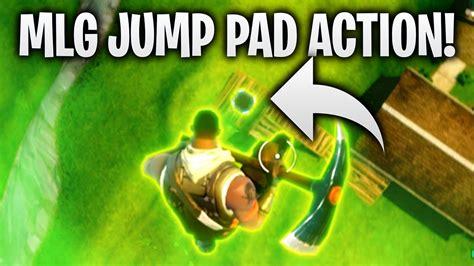 fortnite jump pad mlg jump pad fortnite battle royale