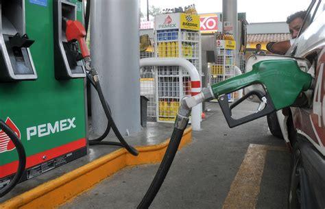 gasolina pagada en efectivo 2016 niega hacienda incremento de precio de las gasolinas para