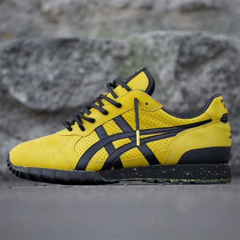 Onitsuka Tiger Original 3 bait x bruce x onitsuka tiger colorado eighty five legend yellow