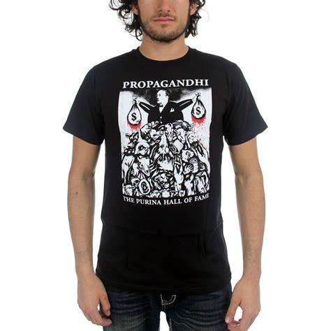 Purlina Dress Kid propagandhi mens purina of fame t shirt