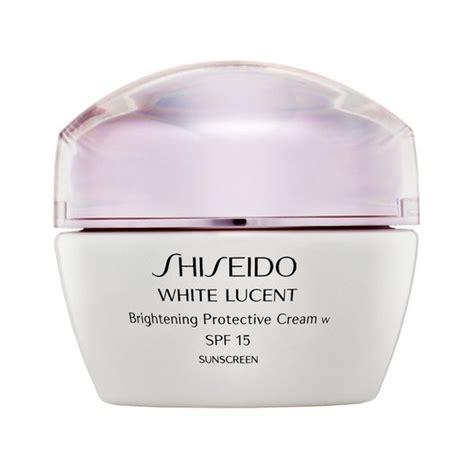 Shiseido White Lucent shiseido white lucent brightening protective spf 15