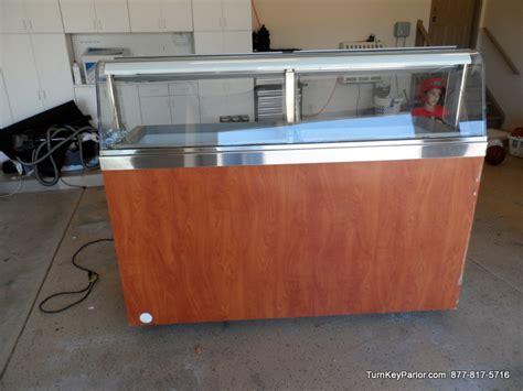 used masterbilt masterbuilt dipping cabinet