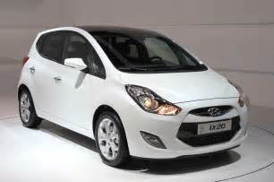 How Are Hyundai Cars 2010 Hyundai Ix20 Wallpaper