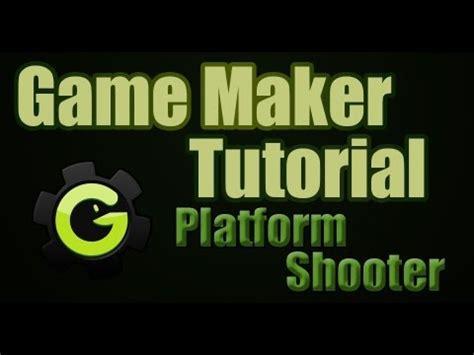 construct 2 platform shooter tutorial platform shooter game maker tutorial youtube