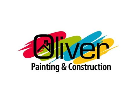 Painting Logo Design Logos For Residential Commercial Painters Painters Logo Templates