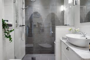 Grey Bathroom Designs Grey Bathroom