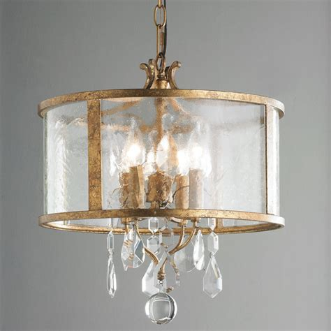 Antique White Metal Mini Chandelier With Colored Cystals Vintage Modern Mini Chandelier Shades Of Light