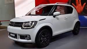 Suzuki Suv Australia 2017 Suzuki Ignis Confirmed For Australia Car News
