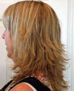 back of head long shag long layered haircuts back view medium length layered