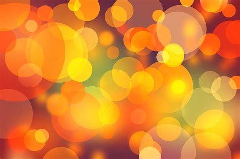 bokeh background orange  image  pixabay