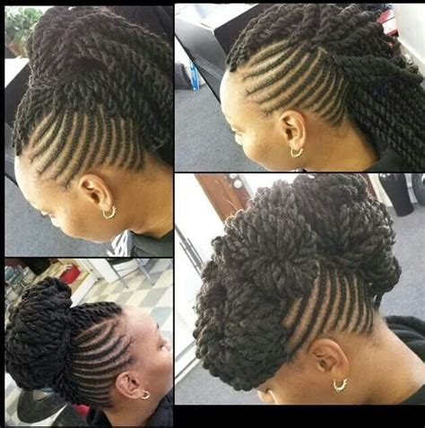 updo hairstyles with crochet braids 17 best images about marley twist updos on pinterest