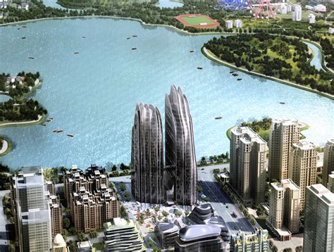 MAD Architects Break Ground on Mountainous Chaoyang Park