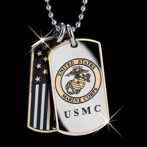 usmc tags the u s marines tag the danbury mint