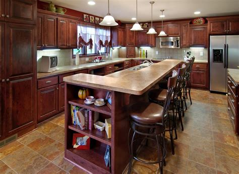 remodeled kitchens with islands kitchen remodeling from brekke construction minnesota