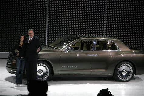 Chrysler Imperial Concept Car by 2006 Chrysler Imperial Concept Conceptcarz