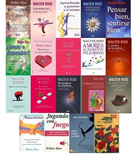 libros completos en pdf de walter riso coleccion de 14 libros walter riso libros pdf bs 0 01 en mercado libre