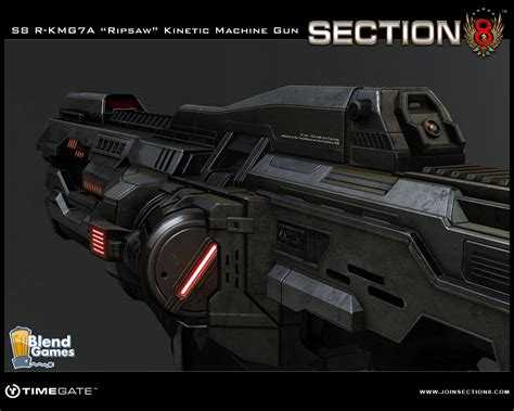 section 8 ps3 section 8 weapons revealed and still no ps3 news