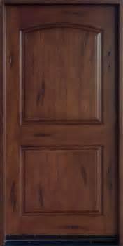Dark Wood Interior Doors Front Door Custom Single Solid Wood With Dark Mahogany