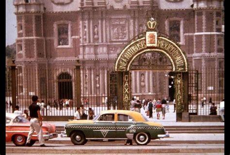 ciudad de m xico eran conocidos o mecapaleros por el tipo de los cambios de look de los taxis del df grupo milenio