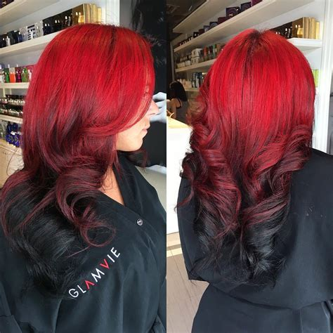 reverse ombre short hairstyles 48 looks with reverse ombre hair color pictures 2018