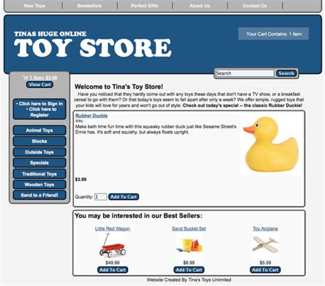 shopsite built in awesome template