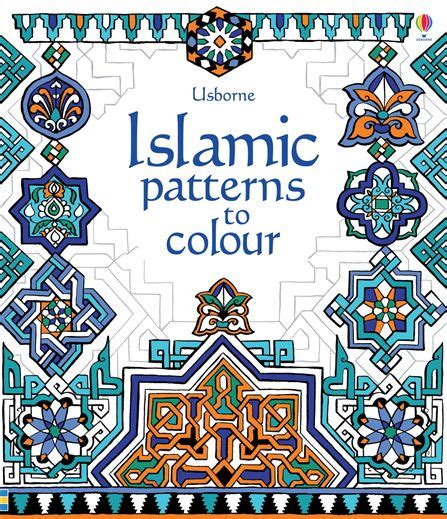 islam colors islamic patterns to colour at usborne books at home