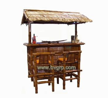 Natural Bamboo Popular Promotional With Table Chair Stool