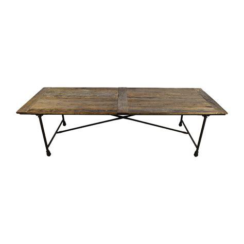 Used Restoration Hardware Dining Table Used Restoration Hardware Outdoor Furniture Peenmedia
