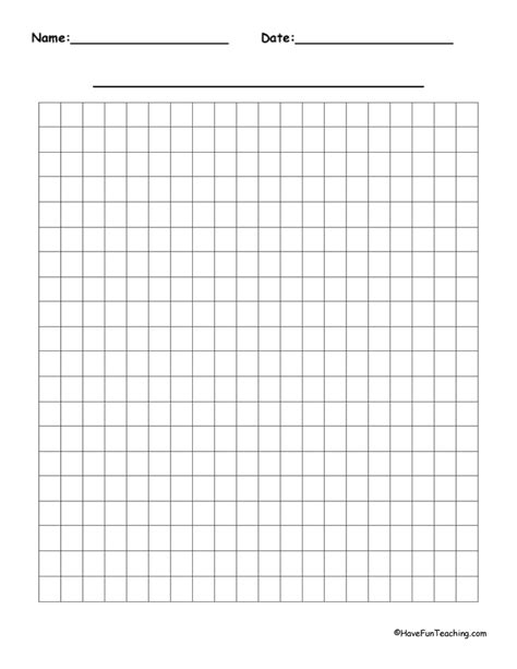 printable graph paper 20 by 20 20 by 20