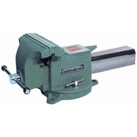 steel bench vice steel bench vise green 5 quot rona