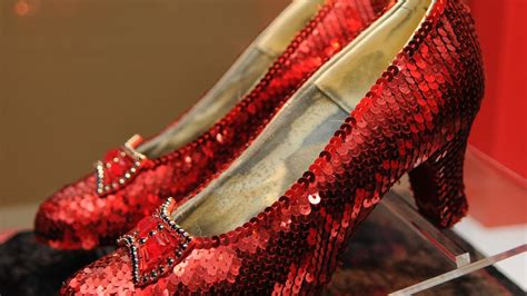 who stole the ruby slippers judy garland fan offers 1m reward for return of stolen