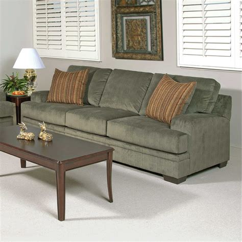 Serta Upholstery by Serta Upholstery Vermont Sofa Reviews Wayfair