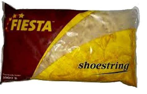 Kentang Shoestring 500 Gram kentang fries 187 187 agen makanan beku menyediakan