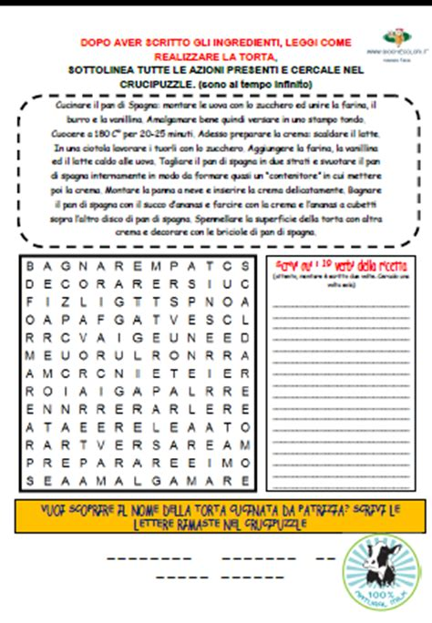 da pdf a testo schede ed attivit 224 didattiche maestro fabio per la