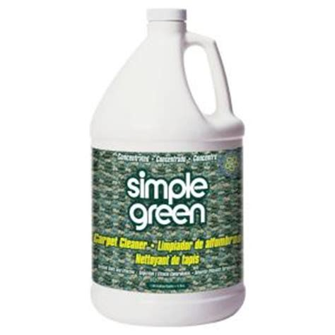 simple green 1 gal carpet cleaner 0500000115128 the