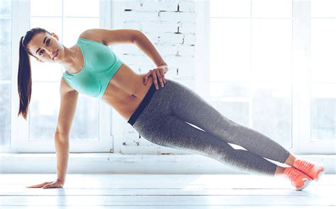 9 best oblique exercises you can do without weights
