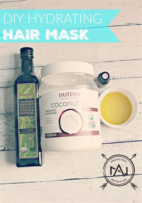 Diy Hydrating Mask Pictures Photos And Images For And Diy Hydrating Hair Mask Hydrating Hair Mask Hair Masks And Your Hair