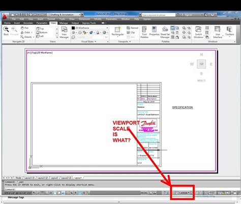 autocad layout add how can i fit title block in to 11 quot 17 quot paper space