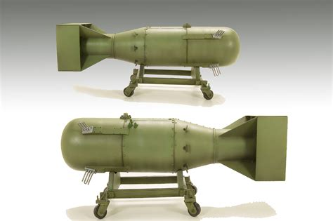 model kits boy atomic bomb 1 12 scale model kit