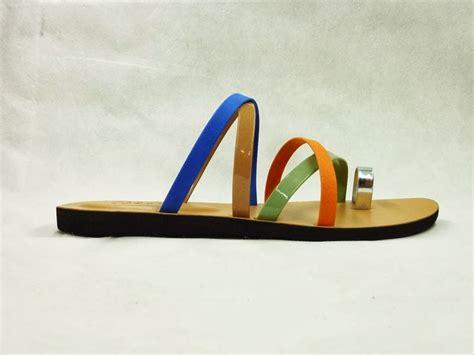 Sandal Tali Karet Lm Black jacqueline sandal grosir sandal isrin isran dan okada