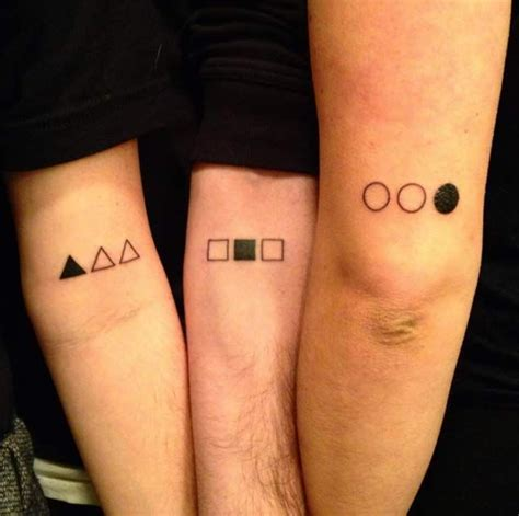 meaningful tattoos for siblings best 25 tattoos ideas on