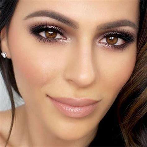 makeup naturales makeup wedding makeup 2812970 weddbook